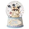 Disney Traditions Disney Traditions - Happily Ever After (Mickey & Minnie Waterball)