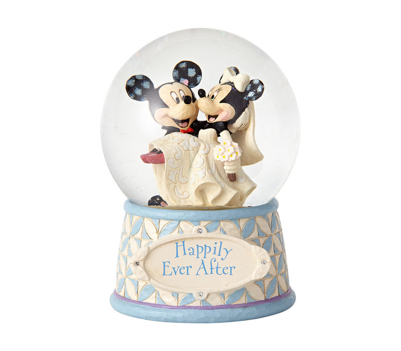 Disney Traditions - Happily Ever After (Mickey & Minnie Waterball)