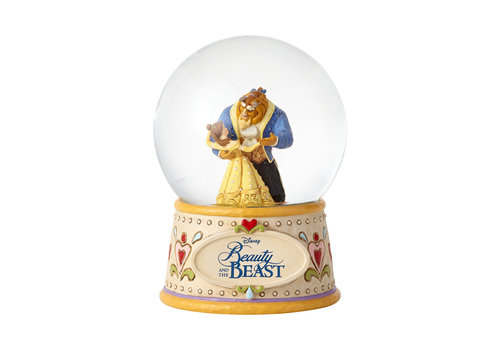Disney Traditions Moonlight Waltz (Beauty and the Beast Waterball) - Disney Traditions