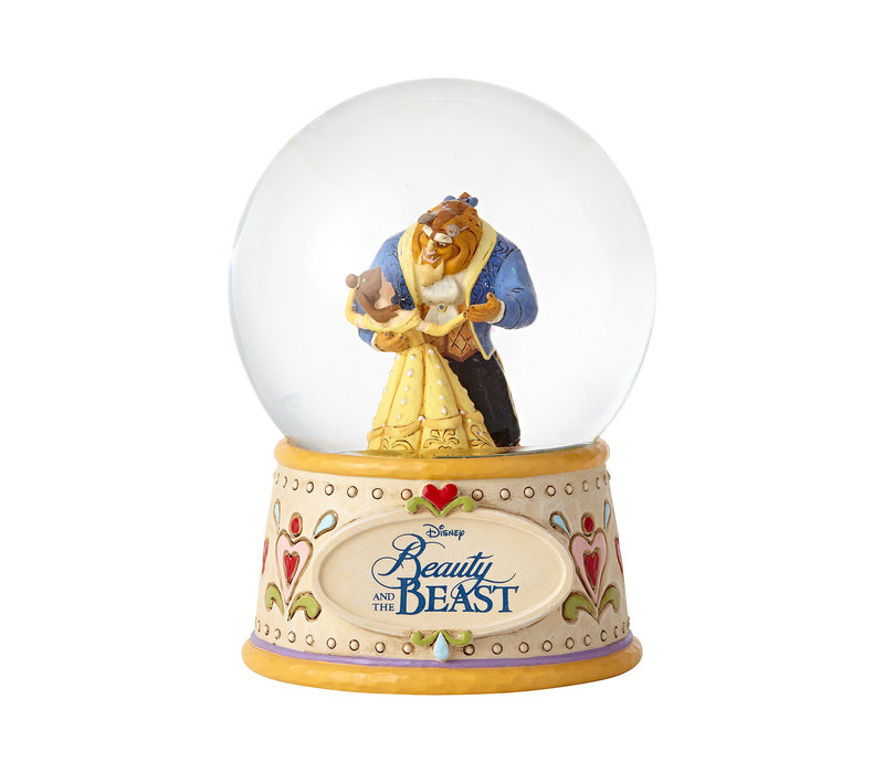 Disney Traditions - Moonlight Waltz (Beauty and the Beast Waterball)