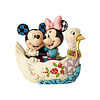 Disney Traditions Disney Traditions - Lovebirds (Mickey & Minnie Mouse)