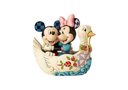 Disney Traditions Lovebirds (Mickey & Minnie Mouse) - Disney Traditions