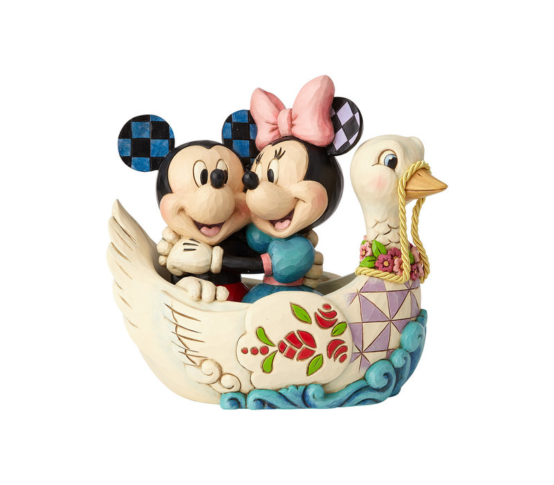 Disney Traditions - Lovebirds (Mickey & Minnie Mouse)