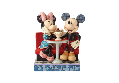 Disney Traditions Love Comes In Many Flavours (Mickey & Minnie) - Disney Traditions