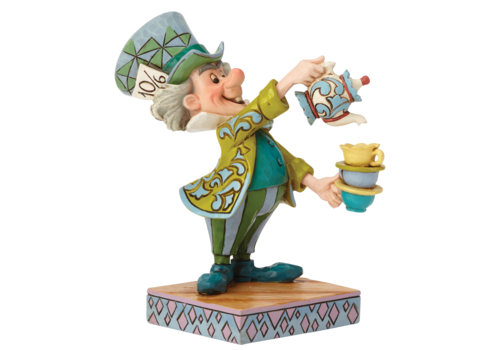 Disney Traditions A Spot of Tea (Mad Hatter) - Disney Traditions