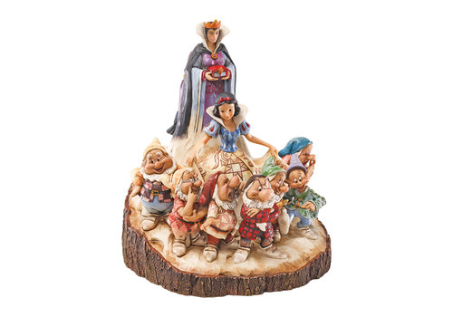 Disney Traditions The One that Started Them All  (Carved by Heart Snow White) - Disney Traditions