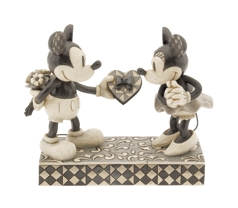 Disney Traditions - Real Sweetheart (Mickey & Minnie Mouse)