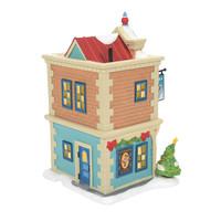 Disney Village by D56 - Minnie's Dance Studio