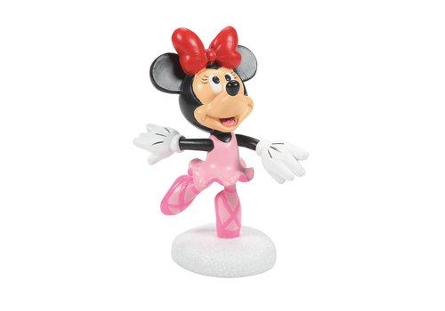 Disney Village by Department 56 Minnie's Arabesque Figurine - Disney Village by D56