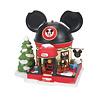 Disney Village by Department 56 Disney Village by D56 - Mickey's Ear Hat Shop