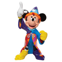 Disney by Britto - Scorcerer Mickey Mouse XL