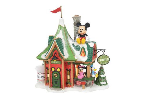 Disney Village by Department 56 Mickeys Stuffed Animals - Disney Village by D56
