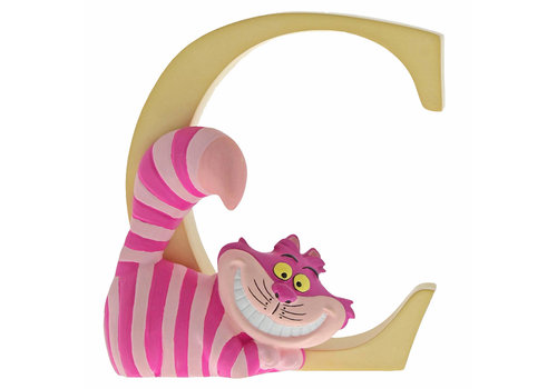 "Enchanting Disney Collection ""C"" - Cheshire Cat - Enchanting Disney Collection"