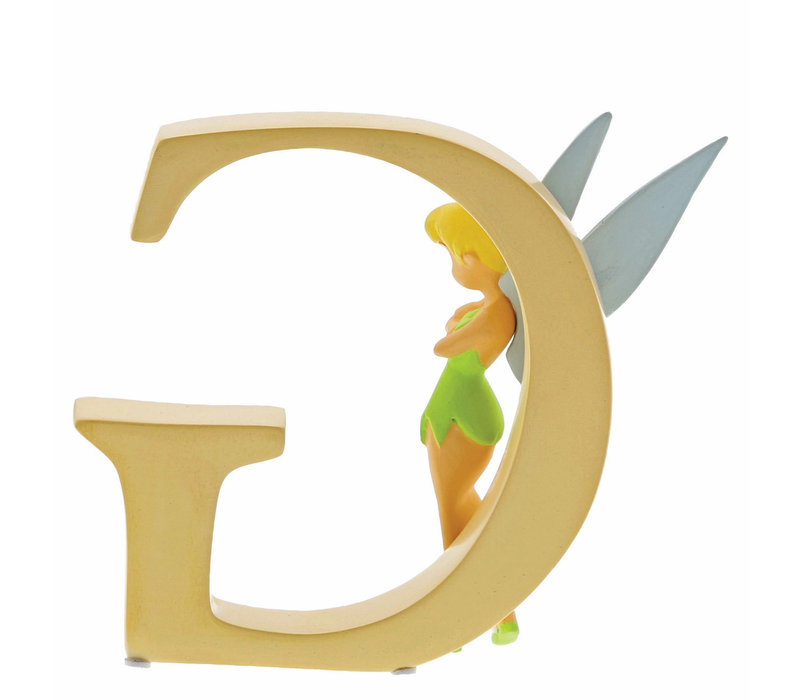 "Enchanting Disney Collection - ""G"" - Tinker Bell"