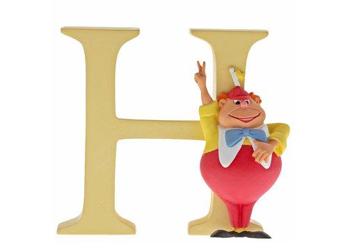 "Enchanting Disney Collection ""H"" - Tweedle Dee - Enchanting Disney Collection"