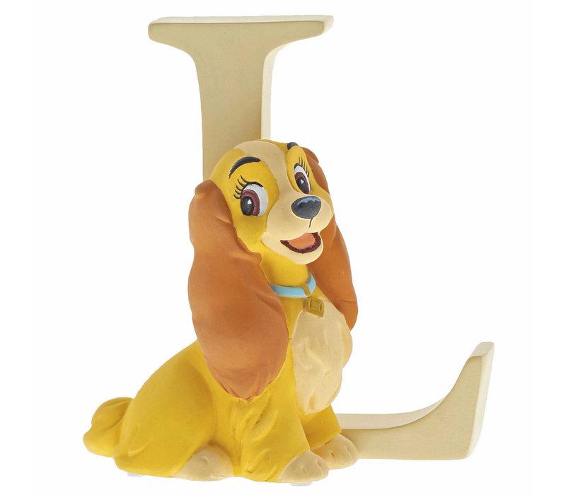 "Enchanting Disney Collection - ""L"" - Lady"