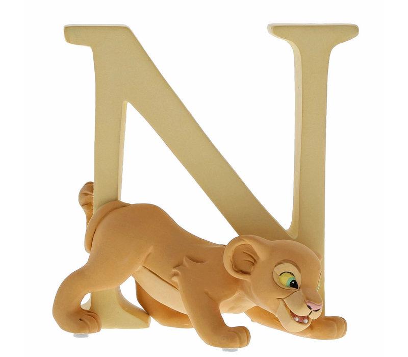 "Enchanting Disney Collection - ""N"" - Nala"