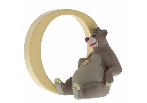 "Enchanting Disney Collection ""O"" - Baloo - Enchanting Disney Collection"