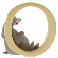 "Enchanting Disney Collection - ""O"" - Baloo"