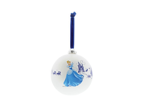 Enchanting Disney Collection A Wonderful Dream (Cinderella Bauble) - Enchanting Disney Collection