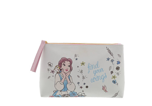 Enchanting Disney Collection Belle Cosmetic Bag - Enchanting Disney Collection