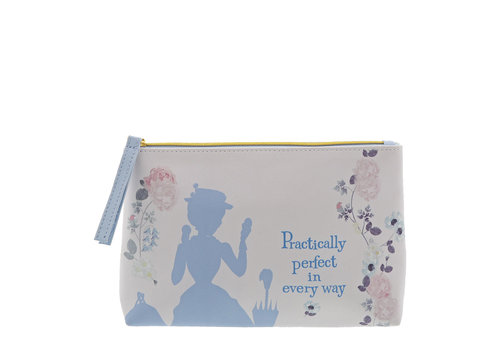 Enchanting Disney Collection Mary Poppins Cosmetic Bag - Enchanting Disney Collection