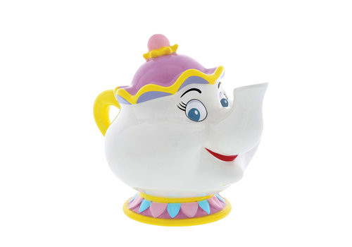 Enchanting Disney Collection Something There (Mrs Potts Money Bank) - Enchanting Disney Collection