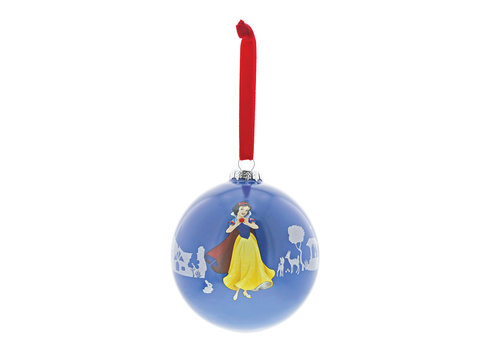 Enchanting Disney Collection The Little Princess (Snow White and the Seven Dwarfs Bauble) - Enchanting Disney Collection