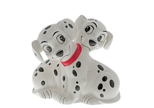 Enchanting Disney Collection Friend For Life (101 Dalmatians spaarpot) - Enchanting Disney Collection