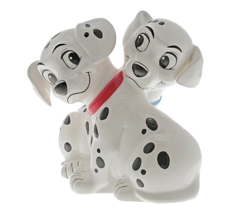 Enchanting Disney Collection - Friend For Life (101 Dalmatians spaarpot)