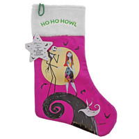 Ho Ho Howl (Nightmare Before Christmas Stocking) - Enchanting Disney Collection