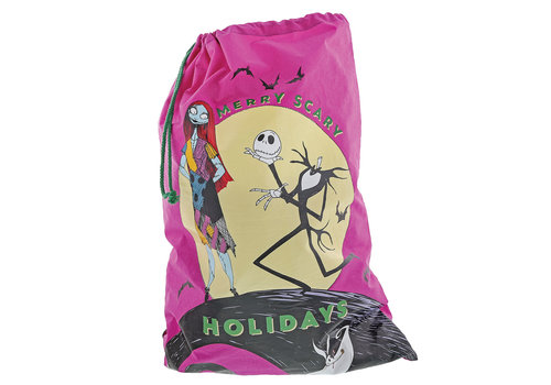 Enchanting Disney Collection Sandy Claws Is Coming (Nightmare before Christmas Sack) - Enchanting Disney Collection