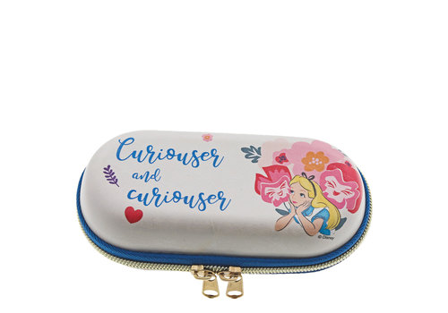 Enchanting Disney Collection Alice in Wonderland Glasses Case - Enchanting Disney Collection