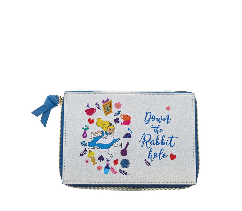 Enchanting Disney Collection - Alice in Wonderland Jewellery Case