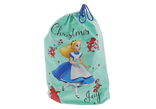 Enchanting Disney Collection Alice in Wonderland Sack - Enchanting Disney Collection