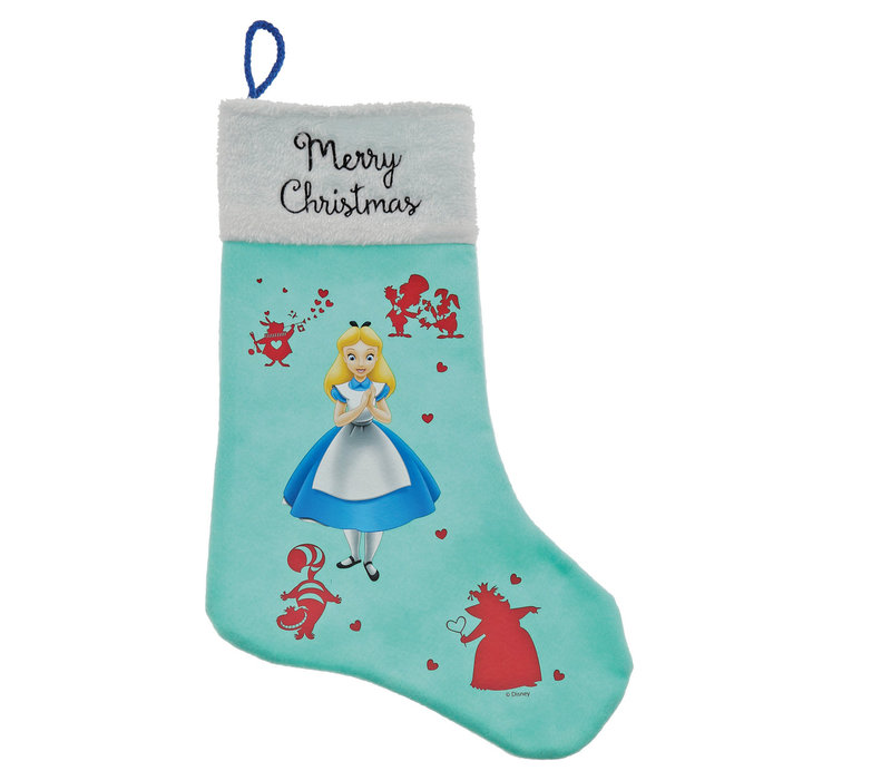 Enchanting Disney Collection - Alice in Wonderland Stocking