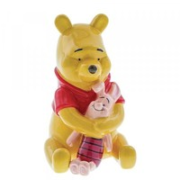 Enchanting Disney Collection - Best of Friends (Winnie the Pooh & Piglet Money Bank)