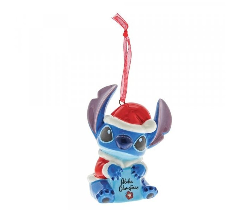 Enchanting Disney Collection - Stitch Hanging Ornament