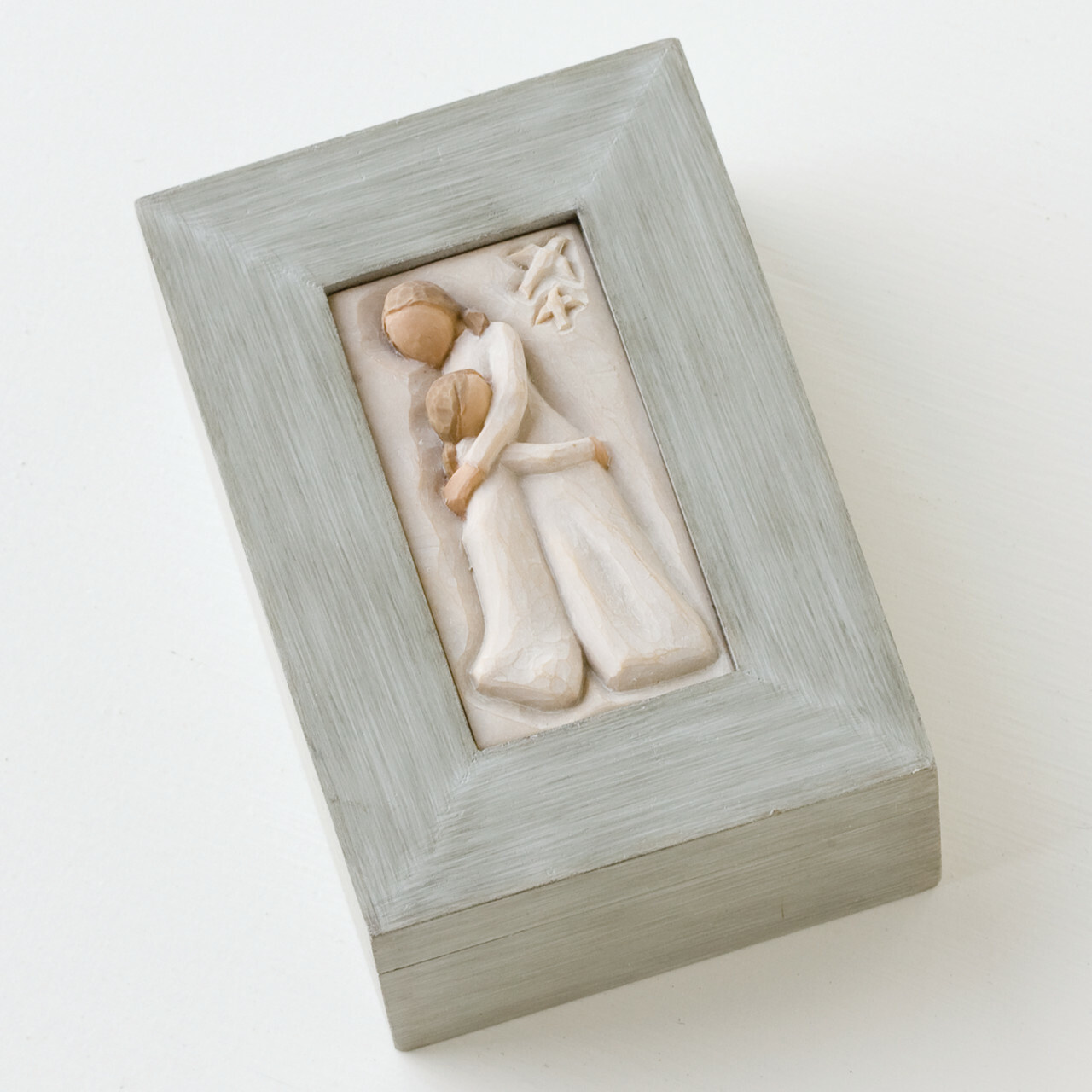 Mother and Daughter Memory Box - Willow Tree