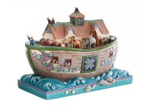 Heartwood Creek Set Sail With Faith That Doesn't Fail (Noahs Ark) - Heartwood Creek