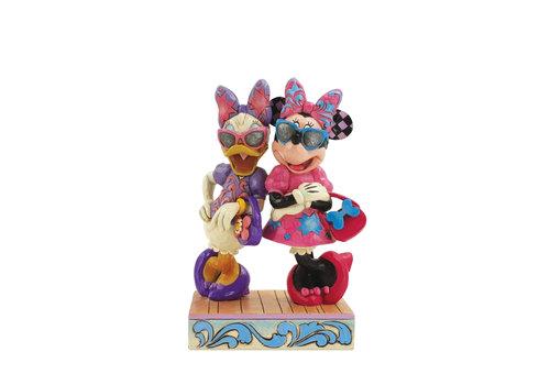 Disney Traditions Fashionista Minnie and Daisy - Disney Traditions