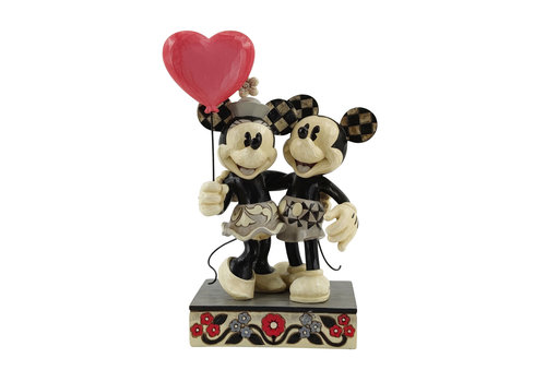 Disney Traditions Mickey and Minnie Love Balloon - Disney Traditions