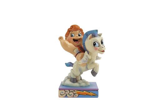 Disney Traditions Pegasus and Hercules - Disney Traditions