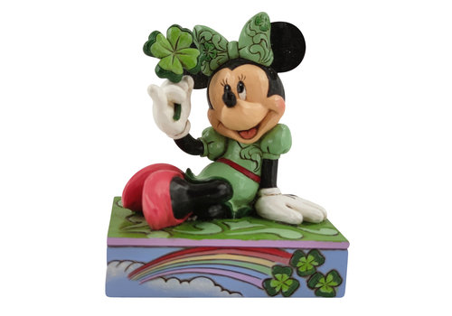 Disney Traditions St Patrick's Minnie - Disney Traditions