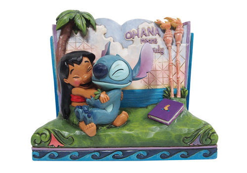 Disney Traditions Stitch Story Book - Disney Traditions
