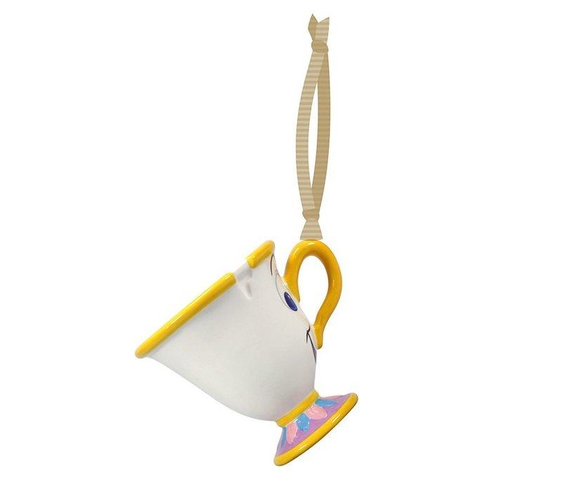 Half Moon Bay - Chip Hanging Ornament
