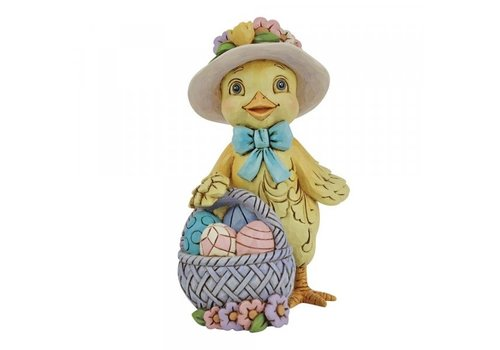 Heartwood Creek Chick with Basket Mini - Heartwood Creek