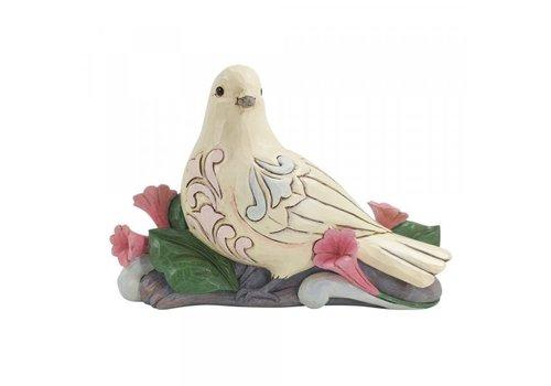 Heartwood Creek Peaceful Messenger (White Dove) - Heartwood Creek