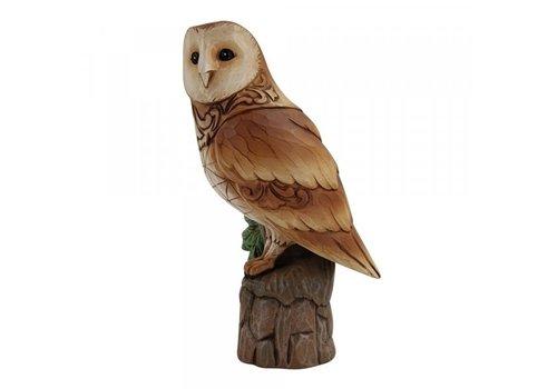 Heartwood Creek Woodland Wisdom (Barn Owl) - Heartwood Creek