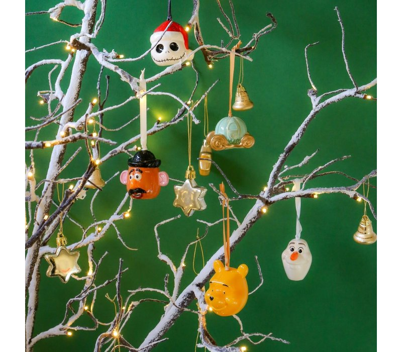 Half Moon Bay - Mr Potato Head Hanging Ornament